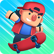 滑板滑行手机版游戏