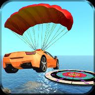 降落伞汽车游戏