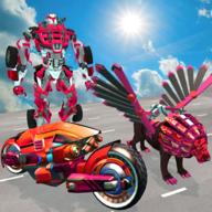 飞狮机器人战斗手游