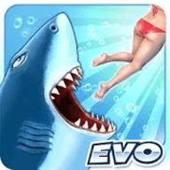 饥饿鲨进化6.8.2shark week无限金币钻石中文破解版安卓版