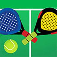 快速接网球