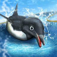 企鹅滑水短跑纯净版