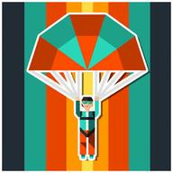 Parachute Landing Game游戏