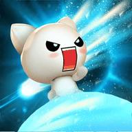Petwar.io Snowball war游戏
