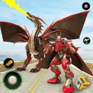 超级巨翼龙战士战斗游戏最新公测版