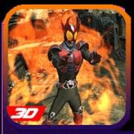 假面骑士:agito变身格斗英雄3D游戏