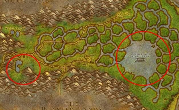 魔兽世界怀旧服悲伤沼泽的梦境之尘任务是哪个?