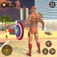 超级英雄美国队长