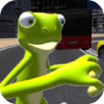 普通的沙雕蛙游戏