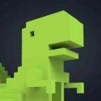 3D恐龙跑酷
