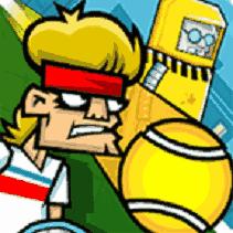 愤怒的网球