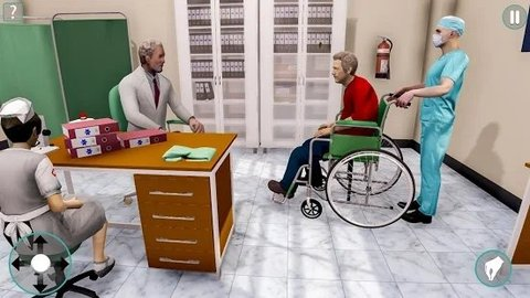 急诊医生手术模拟器畅玩版