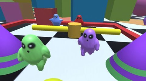 玩具人终极淘汰赛无限道具版