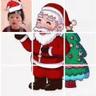 圣诞老人九宫格文案拼图素材大全安卓版