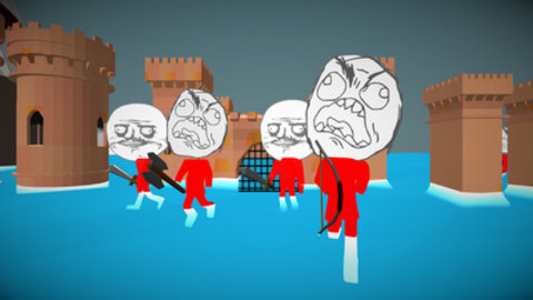 火柴人模拟战士愤怒模拟器手游版